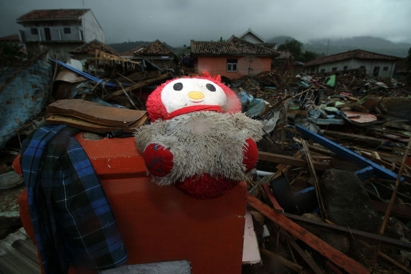 Tsunami Aftermath in Lampung, Indonesia Representation Human Representation Toy Stuffed Toy Abandoned Day No People Holiday Built Structure Santa Claus Architecture Christmas Celebration Nature Hat Building Exterior Art And Craft Male Likeness Outdoors Tsunami Tsunami Disaster Lampung, Indonesia