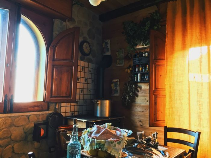Sicily Italy EyeEmNewHere EyeEm Best Shots EyeEm Nature Lover Indoors  No People Table Furniture Architecture Home Interior Seat House Absence Nature Built Structure Building Sunlight Day Chair Window Potted Plant Plant