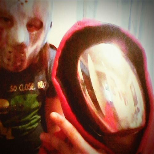 Armstrong Crazykids Jason Jayson Friday 13th My Mini Me <3 Native MidWest Have I Got Your Attention?