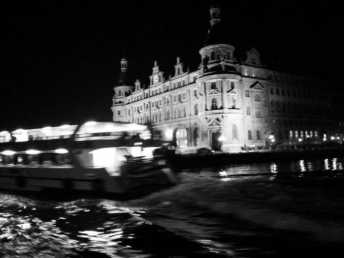 B&w Black And White Istanbul Bnw