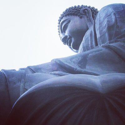 天壇大佛  寶蓮寺  大嶼山  香港 TianTanBuddha Buddha PoLin Monastery Lantau HongKong