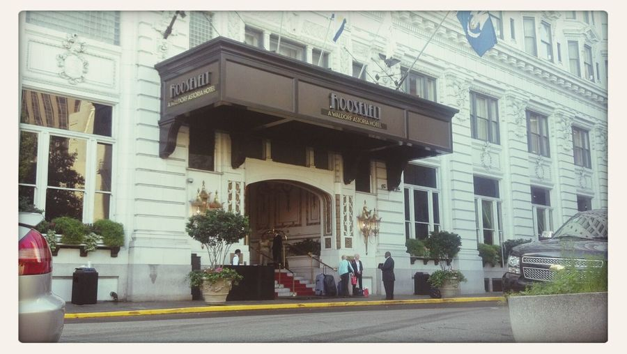 The only 5 Star hotel within less than half a mile from French Quarter. Truly of major historical importance to the area. I have the only lifetime VIP membership that present management had seen when they were available sometime pre-40s. It has since become 4 star but is still the nicest hotel in the area imho.