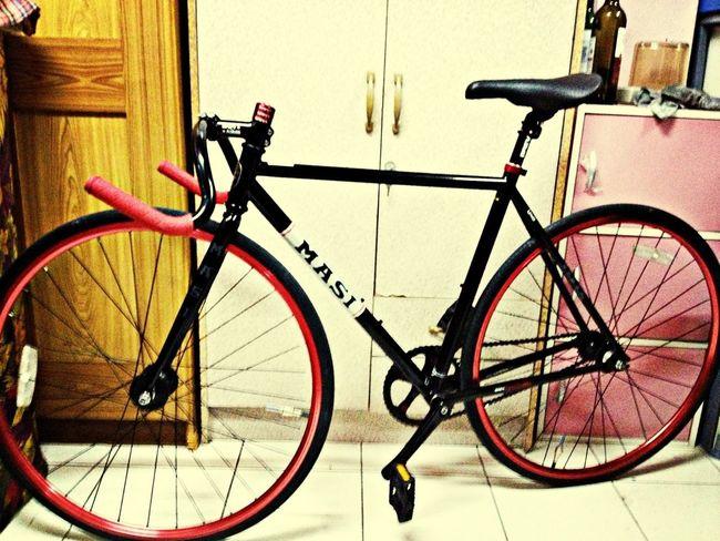 Bicycle Fixie Masi