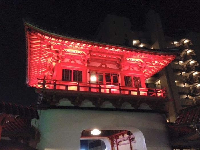 Tower gate of Takeo Onsen is very attractive. It remainds me of a world of fairy tales Architecture Built Structure Historical Building Hotspring Illuminated Onsen Saga Takeo Hot Spring