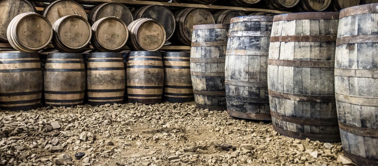 Single Malt whisky casks Adelphi Ardnamurchan Casks Keg Production Whisky Alcohol Barrel Bourbon Glenbeg Hebrides House Malt Scotch Single Store Storehouse Traditional Uk United Kindom Whiskey Wine