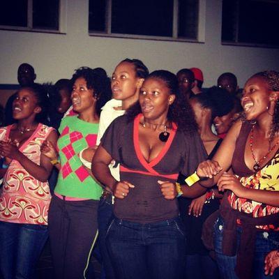 Dem ladies! TBT  Matric08 Suiderlig Kwazulunatal