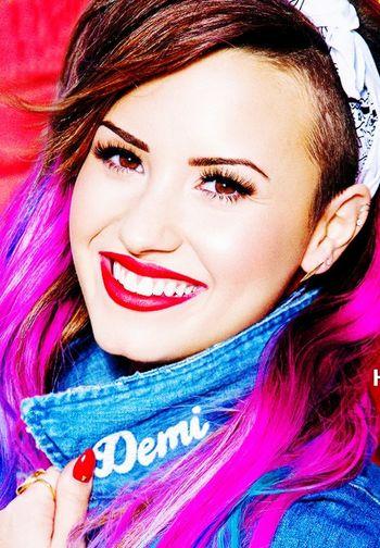 Demi Lovato ❤ Queen Lovatics Lovatic Girl Demi