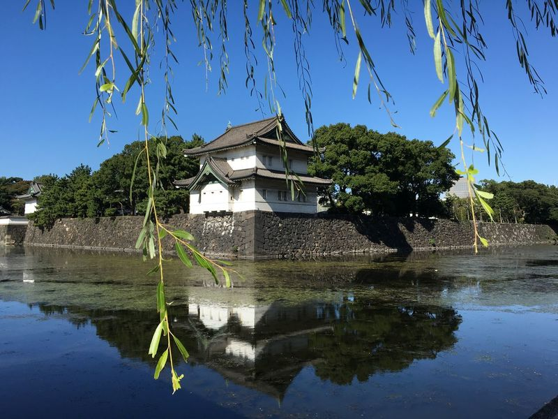 Travel Tokyo A Day In Tokyo Imperial Palace Tokyo Up Close Street Photography Feel The Journey