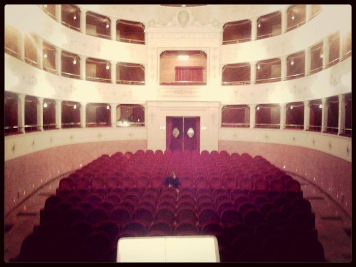 La Prima nel Teatro Garibladi