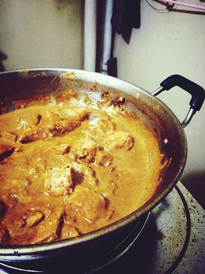 Indonesian chicken curry Dinner Cooking