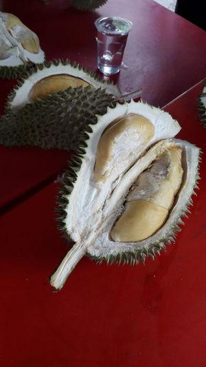Durian Kingofthefruit Smelly Nicetaste Dislikeorlike Likeitsomuch Durianfestival