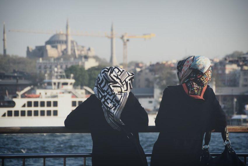 Istanbul City Turkey Türkiye Mosquee ıstanbul Istanbul Street Life City Travel Women Faith
