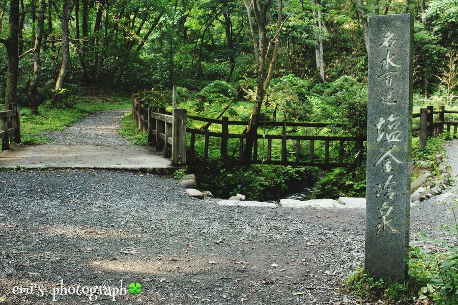 名水百選 蒜山 Okayama
