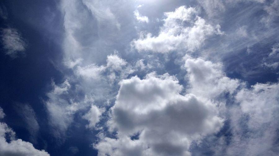 30-11-2018 Nadiaalhaqq Boyolali INDONESIA Central Java Awan Langit Tanjungsari Centraljava Blusky Cloud - Sky Thunderstorm Storm Cloud Blue Backgrounds Sky Only Storm Spirituality Weather Dramatic Sky Cloudscape