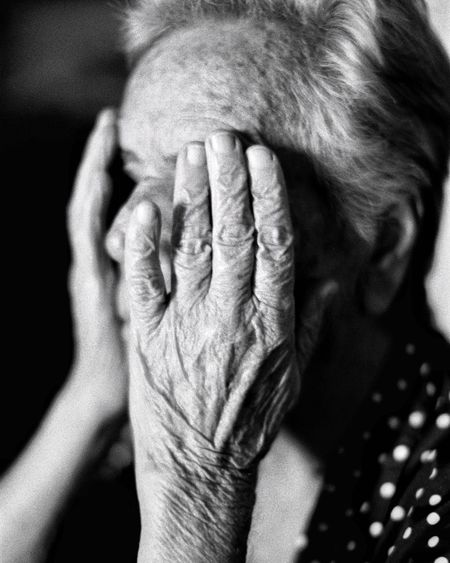 Story through hands Italy Film Photography Hand Human Hand Human Body Part Adult Sadness Close-up Emotion People Body Part Real People Indoors  Senior Adult