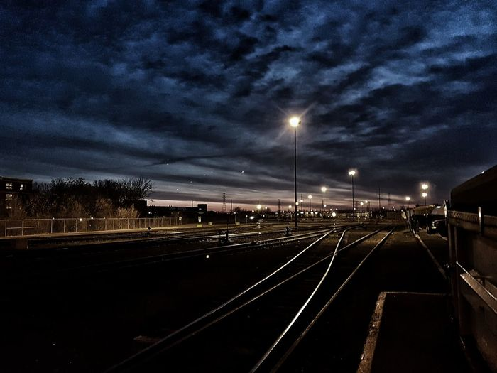 Railways Night