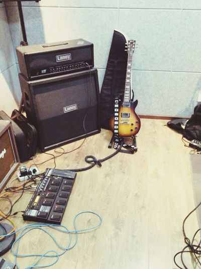 Ready for making noise