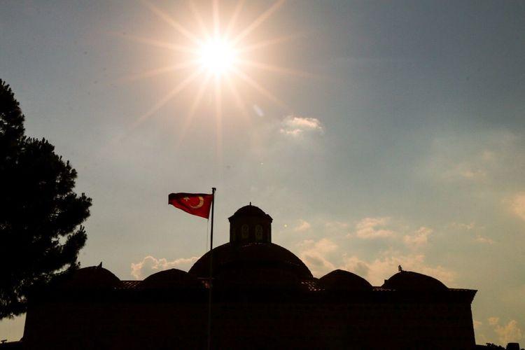 Travel Iznik Iznikmuzesi Nicaea Sun