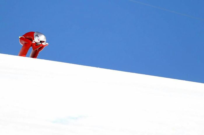 Kl Skiing Vars Winter In France Sports