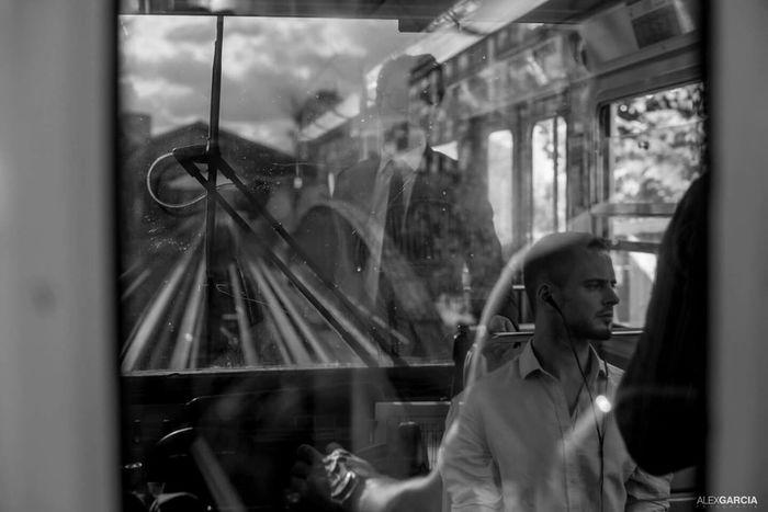 Urbanphotography Streetphoto_bw Blancetnoir The Moment - 2015 EyeEm Awards Parisian MetroParis Eyeemfrance Paris, France  Streetphotography EyeEm Best Shots