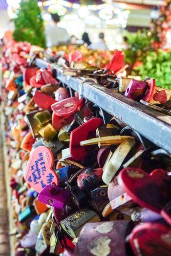Close-up Love Multi Colored Hope Thailand Trip Asiatique The Riverfront EyeEm Sweet Thailand Photos Eyemphotography No People Eyeemphoto Eyeemphotography