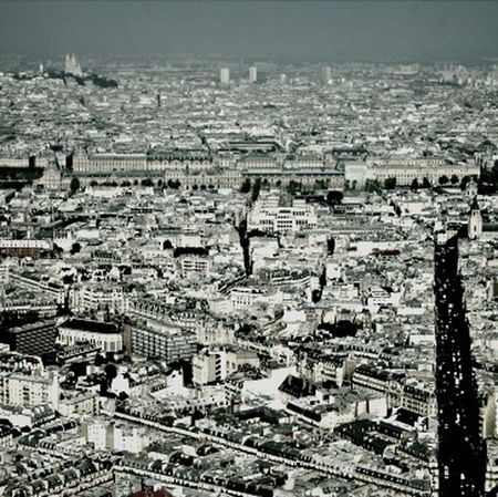 Paris View From The Top Paris Saint Germain