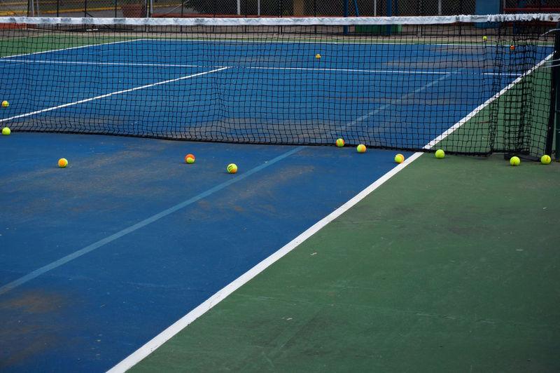 The Color Of Sport Sport Tennis 🎾 Tenniscourt