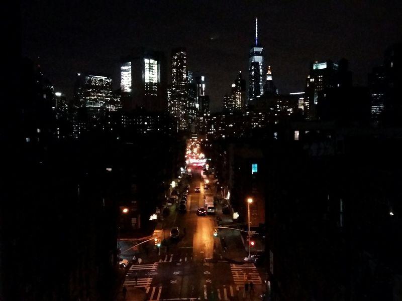 New York. · New York City New York ❤ NYC USA Manhattan New York At Night Cityscape Skyline Urban Landscape Architecture City Design Traffic City Lights Night Lights Night Photography Night Darkness &c. Pp.