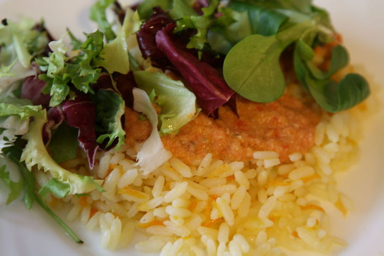 Rice Close-up Dinner Focus On Foreground Food Food And Drink Freshness Garnish Healthy Eating High Angle View Leaf Meal Plate Ready-to-eat Rice - Food Staple Salad Serving Size Still Life Vegetable Vegetarian Food Wellbeing Еда обед рис ужин