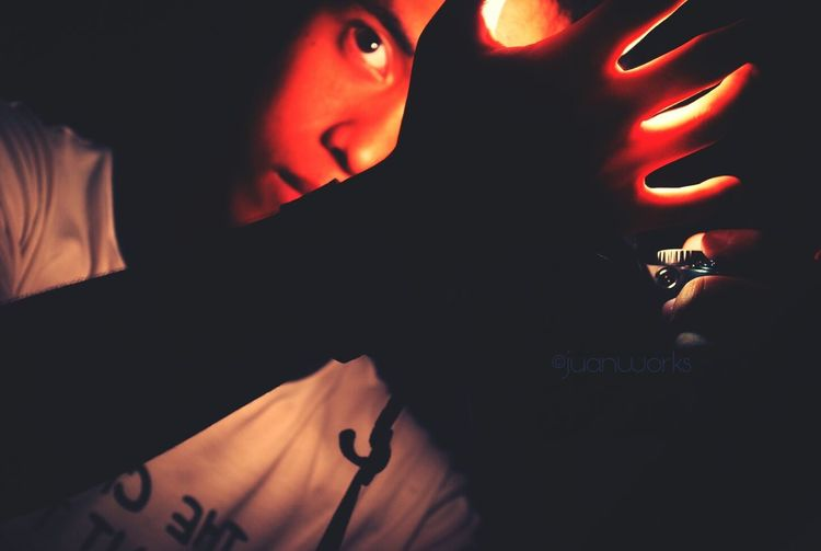 FlashBack Eyeem Philippines EyeEmCDO Lights And Shadows That's Me