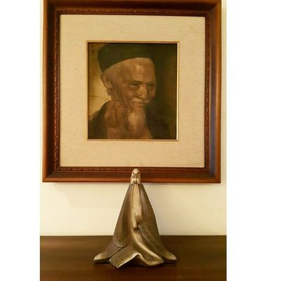 2 simple arts when meet each other, it' s captured artistic ------------------------------ PrivateCollections PersonalCollections Collections Painting PaintingCollections Artistic Art Statue Sculpture
