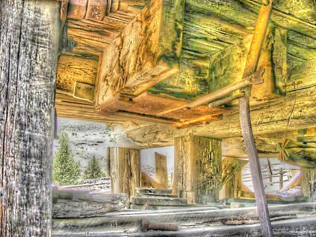 Old Structures Shootermag Always Editing Pics Like That! But I Like It! Taking Photos