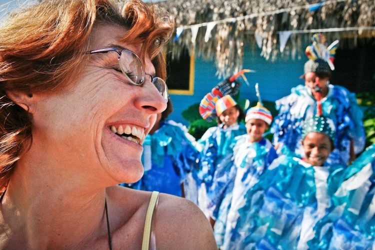 People And Places Dominican Republic School Carnaval The Portraitist - 2017 EyeEm Awards The Portraitist - 2017 EyeEm Awards