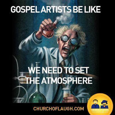 ??? Icant No NotThisMorning GospelArtists TheAtmosphere