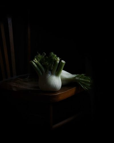 Vegetable Freshness Food And Drink Table Black Background Food Healthy Eating Studio Shot Flower No People Indoors  Day Close-up