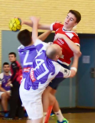 Handball Handball ❤ Handball Is My Life Sport Competition Sports Uniform Competitive Sport Young Adult Sports Team Men Day People Adult