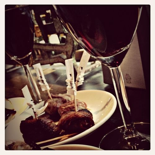 Pinchos And Wine