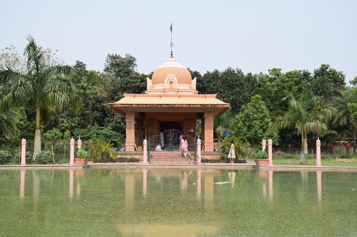 India Mayapur Nature Reflection Religion Spirituality Temple Water First Eyeem Photo