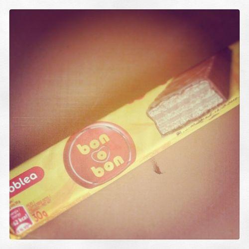 Chocolate Bonobon Oblea MaraEnvidiame