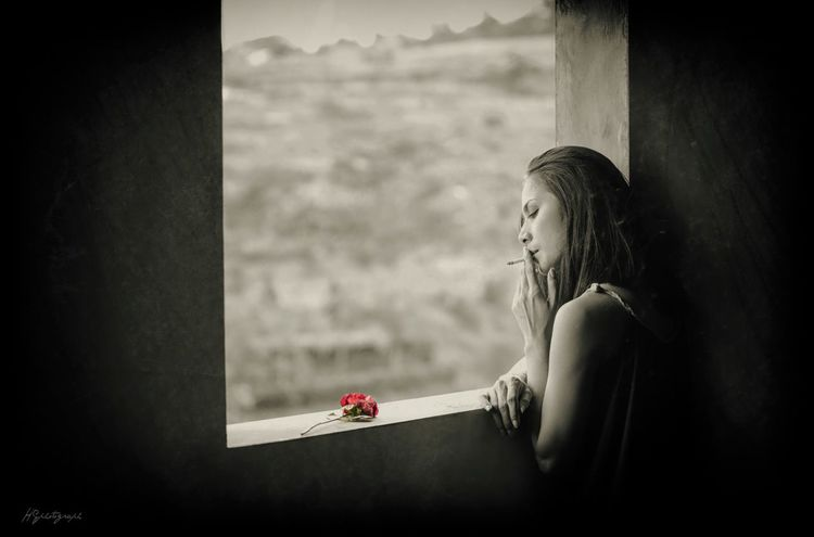 meaningless Mood Taking Photos Sad Lonely Bad Day Alone