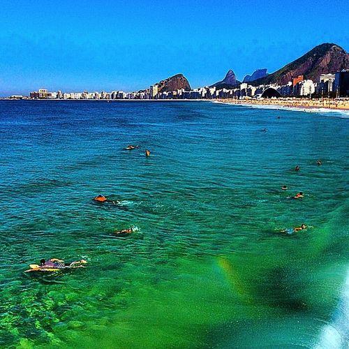Riodejaneiro LeMe Beach Sea natureza nature natur natura naturaleza instagood instamood instadaily instamoment instaplaces instatravel