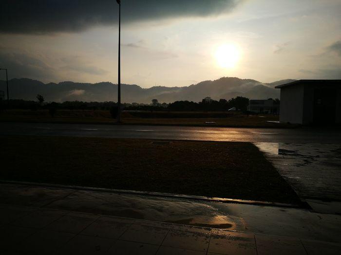 Morning Sun Outdoors Sky Nature