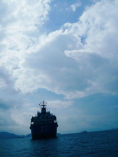 Sea Sea And Sky Sky