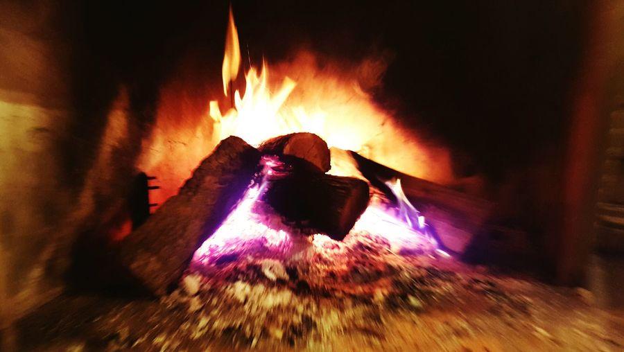 fireplace test