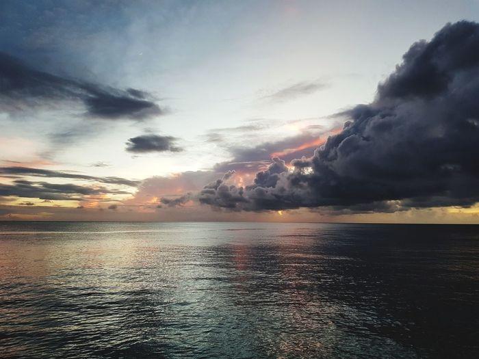 Peña Blanca Aguadilla Love Puerto Rico Landscape Scenics Nature Cloud - Sky Enjoying Nature Puerto Rico Enjoying Life Beauty In Nature Water No People Outdoors Sea Horizon Over Water Sky