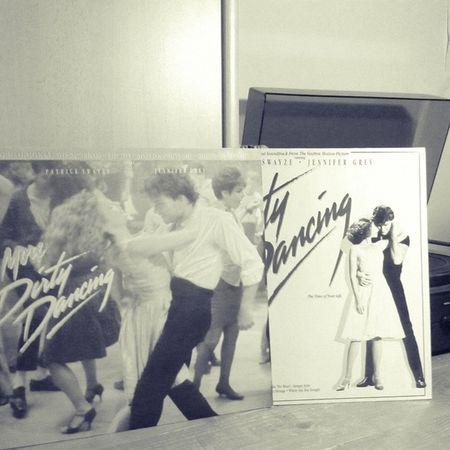 Teljes a gyűjtemény :) LP Vinyl Dirtydancing Soundtrack