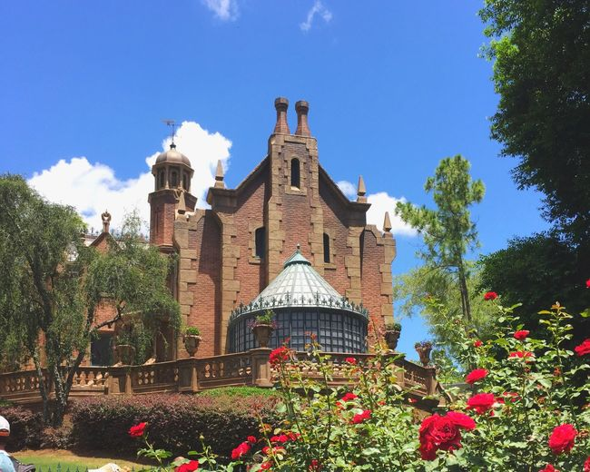 DisneyWorld Haunted Mansion