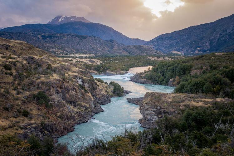 Patagonia Chile Patagonia Chilena Rio Baker Aisen Aisen Region Mountines Patagonia Riobaker