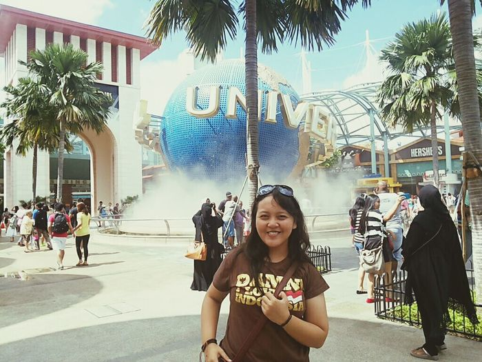 Universal Studio Enjoying Life Cheese! LastYear