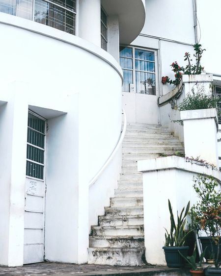Architecture Building Exterior Built Structure Staircase Outdoors Indonesian Bandung EyeEm Masterclass EyeEm Best Edits Structures And Architecture Structures Buildings